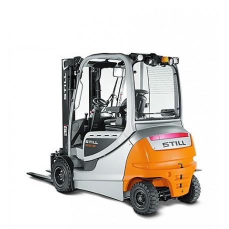 Still RX60 serie vanaf 2,5 t/m 3,5 ton