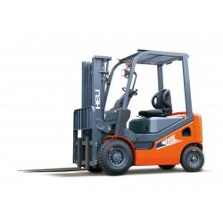 Heli CPC(Y)D 1.0 t/m 1.8 ton Diesel/LPG Heftruck H-serie