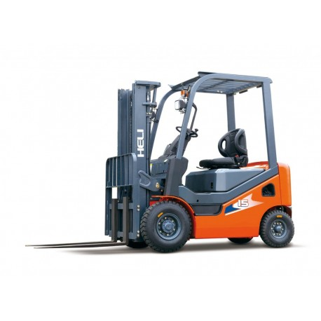 Heli CPC(Y)D 1.0 t/m 1.8 ton Diesel/LPG - H-serie